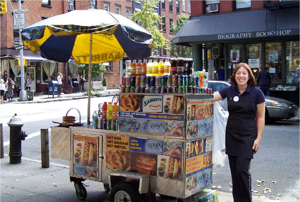 Starting a Hot Dog Cart Business, What Do I Do First?