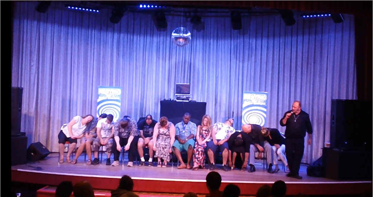 NJ Comedy Hypnotist, New Jersey Comedy Hypnotist, New ...  Stage Hypnosis
