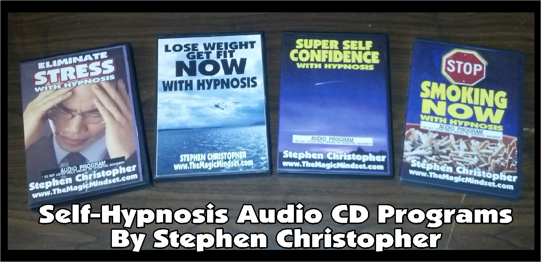 Audio Adventures - Nimja Hypnosis